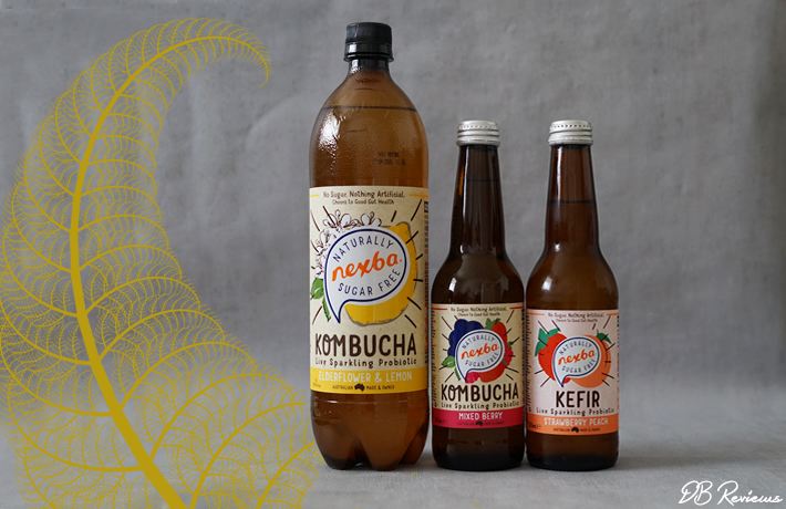 Nexba Kombucha and Kefir