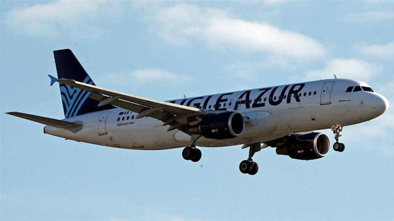The airline filed for bankruptcy on Monday after years of losing millions of euros