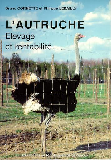 L'autruche Elevage et Rentabilité - WWW.VETBOOKSTORE.COM