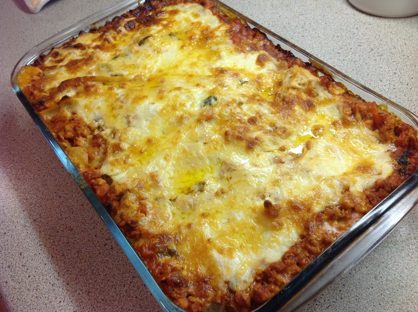 How to make chicken lasagna with lasagne sheets
