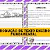 Produção de texto ensino fundamental