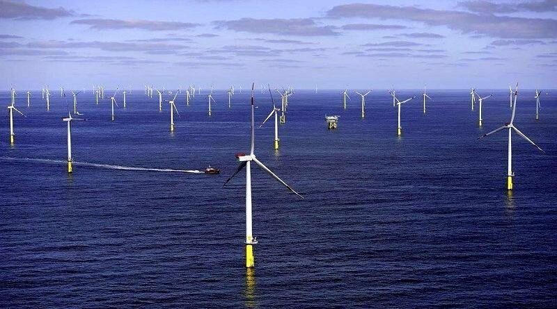 Regulação específica para eólicas no mar deve ocorrer só em 2022