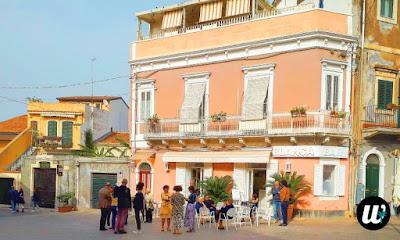 Outdoor party, Aci Trezza   Sicily, Italy   wayamaya