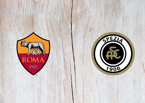 Roma vs Spezia -Highlights 23 January 2021
