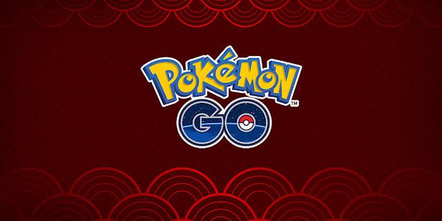 Evento Ano Novo Lunar em Pokémon GO