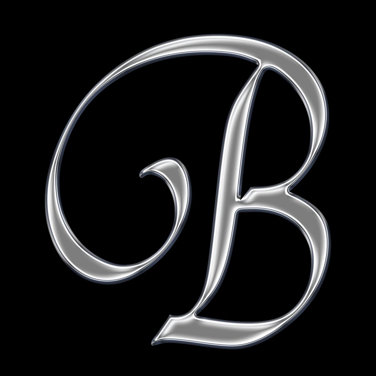 CAPITALLETTERBFREEALPHA.png (1200×1200) Lettering