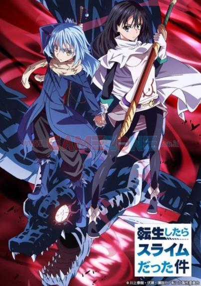 Tensei Shitara Slime Datta Ken BD (Episode 01 - 24) Subtitle Indonesia + OVA