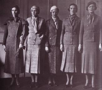 Dixie Delux Fashion By Decade 1930s