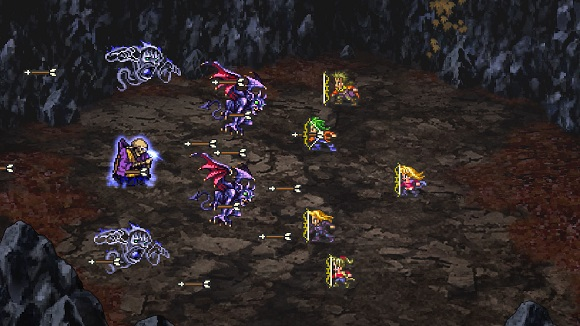 The celebrated RPG classic comes west for the first time Romancing SaGa 3-CODEX