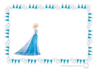 Frozen de cumpleaños