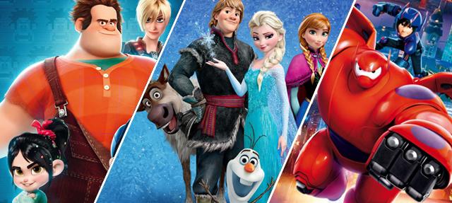 Η Εποχή της Δεύτερης Αναγέννησης της Disney (2010- )