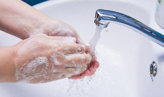 sabun cuci tangan