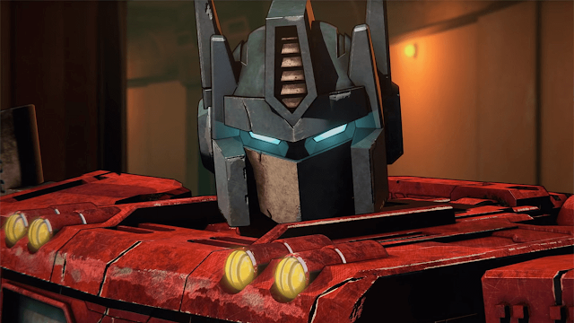 Transformers: War for Cybertron