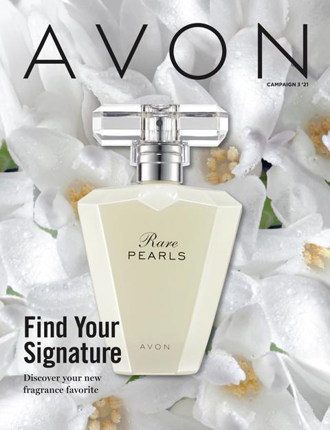 CLICK ON IMAGE & VIEW AVON FLYER BROCHURE CAMPAIGN 3 2021