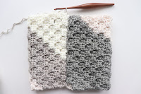 C2C crochet tutorial