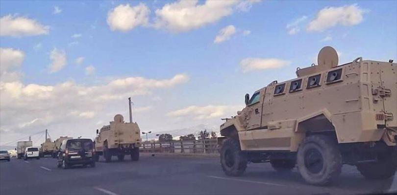 Τεθωρακισμένα-Οχήματα-MRAP-Typhoon-GSS-300-στον-Έβρο