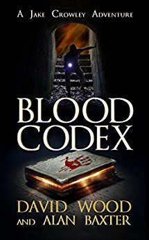 Dina Rae's Write Stuff: Book Review: Blood Codex by David