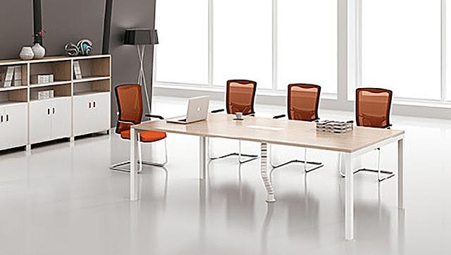 Những ý tưởng lựa chọn ghế phòng họp thú vị cho không gian phòng họp - H3