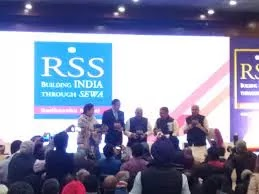Sudhanshu Mittal book titled RSS launched in Chinese language