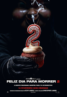 Happy Death Day 2 - Poster & Trailer
