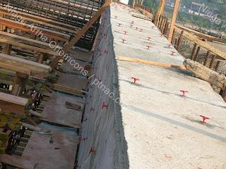 perbaikan beton pecah dan retak