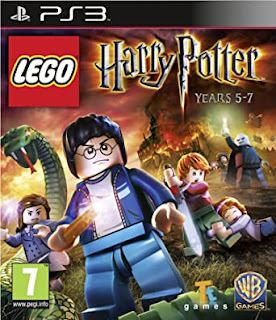 Lego Harry Potter Years 5-7+DLCs PS3 Torrent