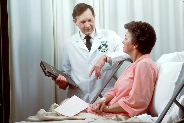 A DIALOGUE BETWEEN DOCTOR AND PATIENT