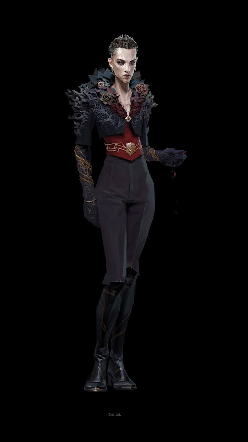 dishonored 2 delilah copperspoon