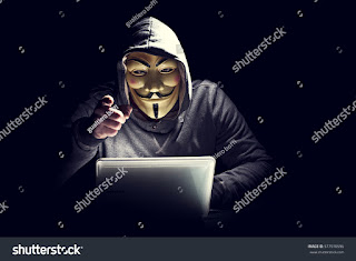 Anonymous re-emerges from the shadows