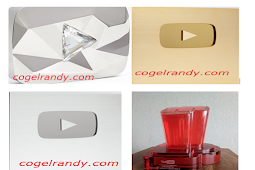 4 Jenis Penghargaan Play Button Youtube