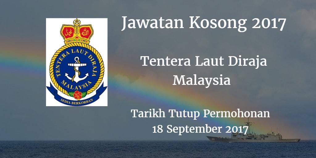 Jawatan Kosong TLDM 18 September 2017