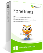 Get Aiseesoft FoneTrans With Genuine Registration Code For Free (No Crack/Torrent/100% Discount)