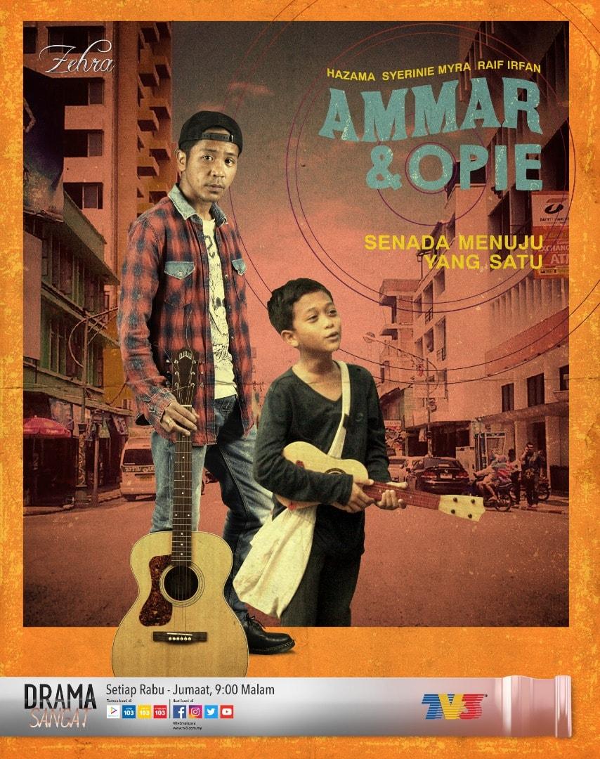 Ammar dan Opie