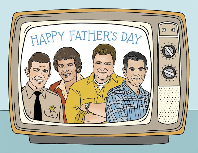 Top 10 TV Dads