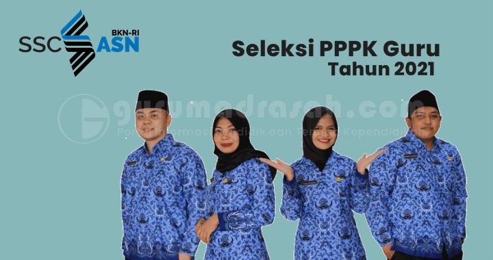 Jadwal Lengkap Seleksi Penerimaan PPPK Jabatan Fungsional Guru Tahun 2021