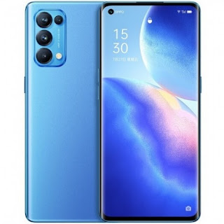 Oppo-Reno-5-blue-colors