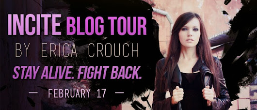 Blog Tour Review & Giveaway ~ Incite ~ Erica Crouch
