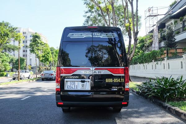 Huyndai Solati Limousine sx 2019 18