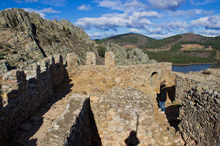 Visitar Peña García Sobre el Castillo