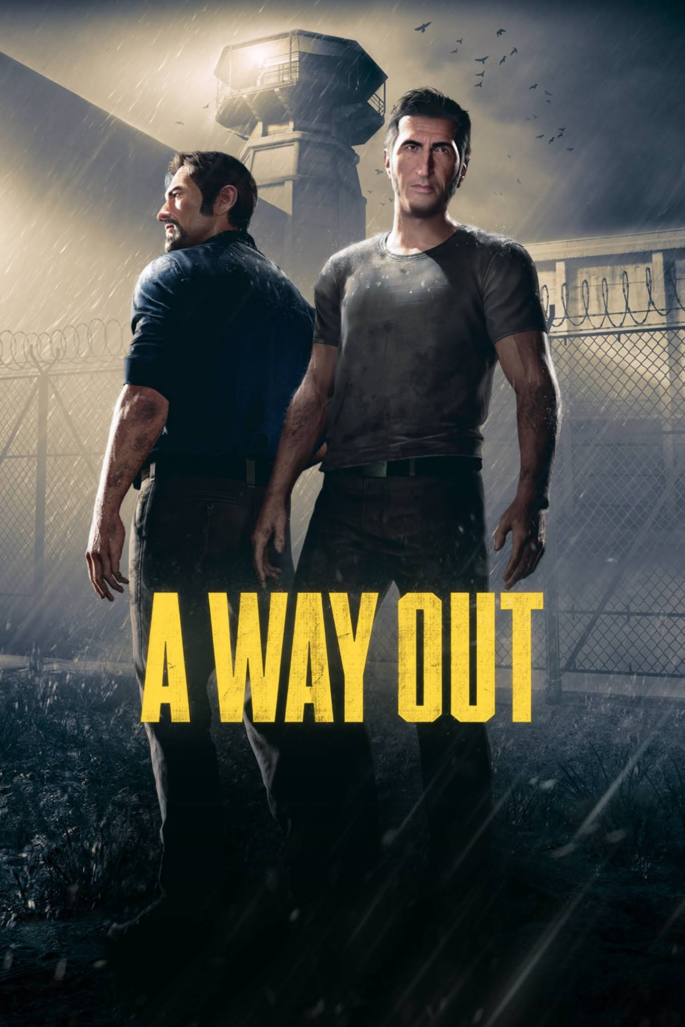 A Way Out Torrent (PC)