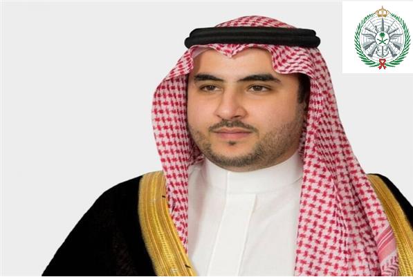 خالد بن سلمان يدعو المنيني لي الوقوف سدا منيعا امان الدمار والمشروع الايراني