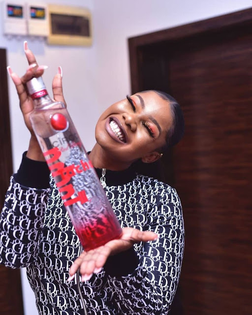 'Tacha Has A Paid Partnership With Ciroc, Not An Endorsement Deal' - Kemi Olunloyo