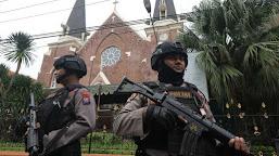 Polda Bengkulu Kerahkan 3000 Personel Polisi Guna Amankan Tahun Baru dan Natal