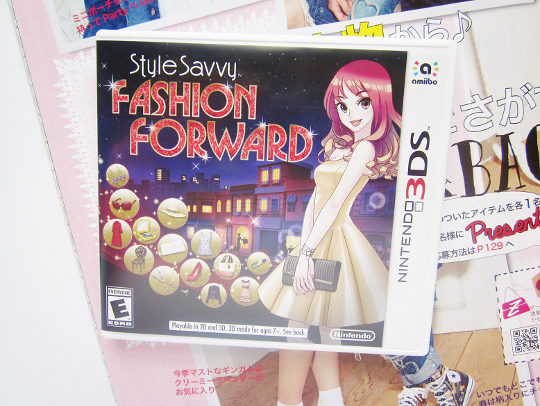 Style Savvy Fashion Forward Release Date