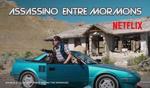 Assassino entre Mórmons