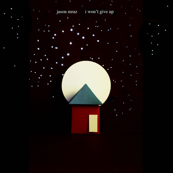 Jason Mraz - I Won't Give Up - Single Cover