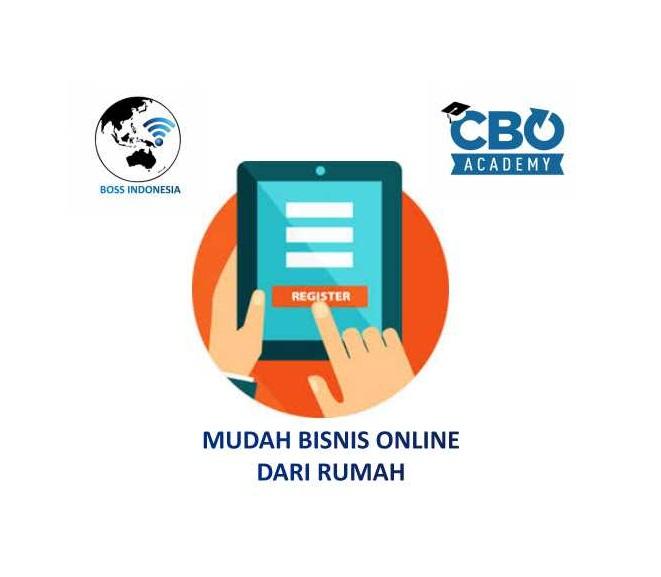 Mudah Bisnis Online Dari Rumah - BOSS INDONESIA