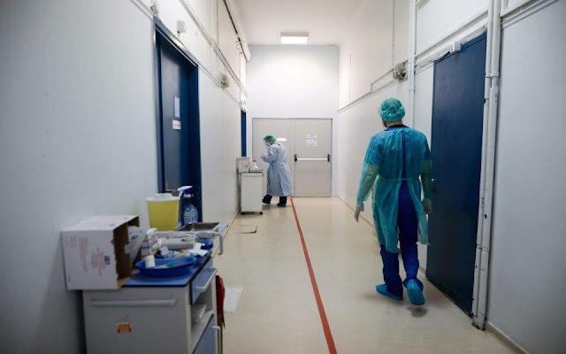 842 νέα κρούσματα και 21 ακόμα θάνατοι .Ήπειρος:1 κρούσμα στα Ιωάννινα 1 στη Θεσπρωτία
