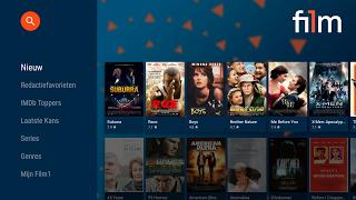 HD Nieuws: Film1 start on demand kanaal