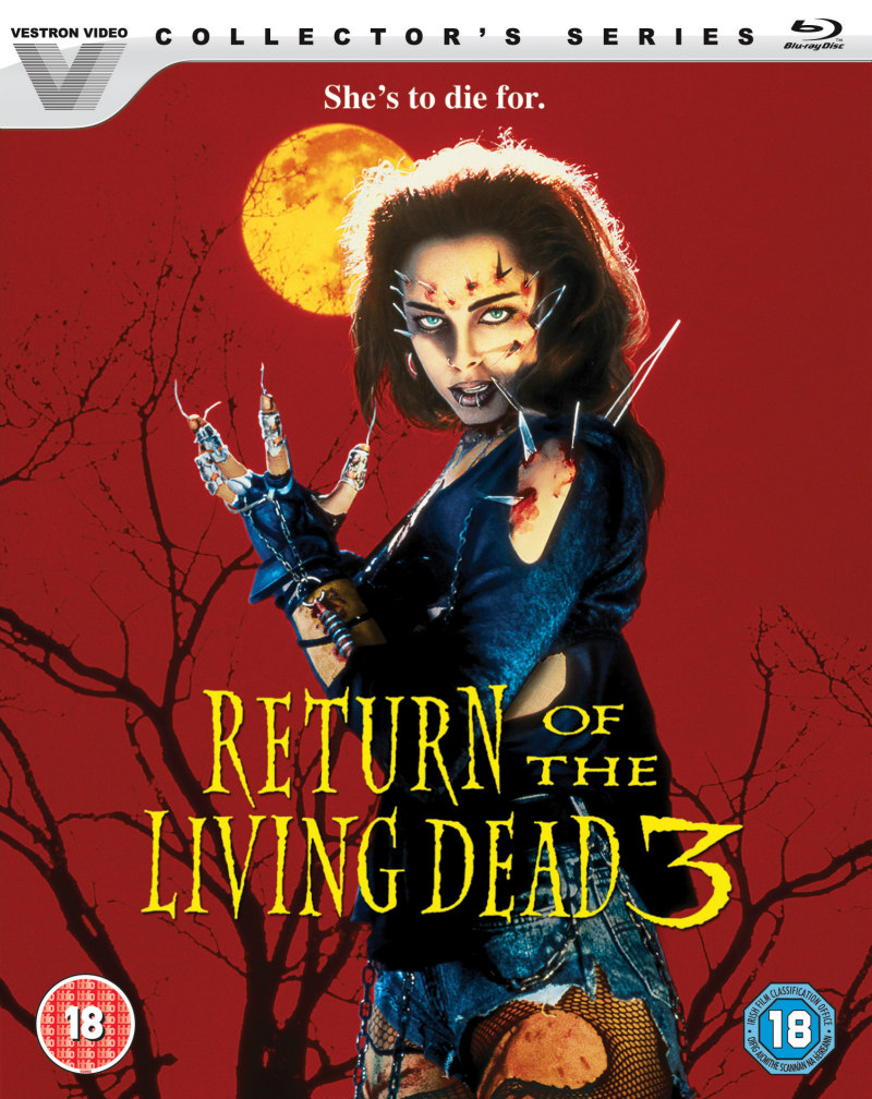 return of the living dead 3 vestron